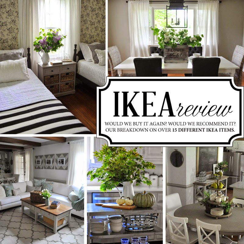 Dear Lillie How Our Ikea Items Are Holding Up Review For More Than 15 Different Items From Ikea