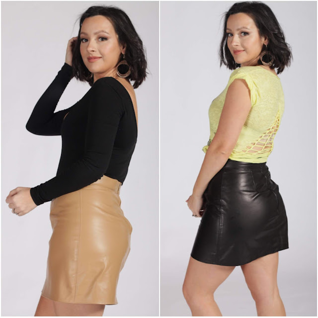 Julia Bobbin - Leather Skirts