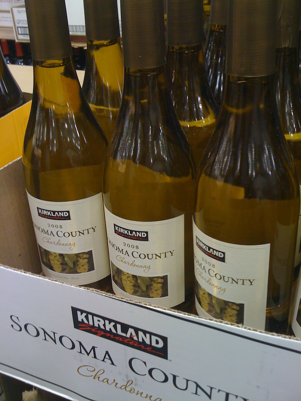 Costcos Kirkland Signature Label First Appeared In 2003