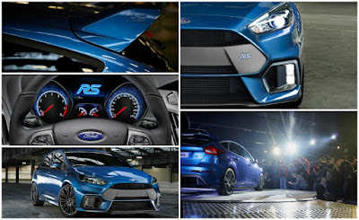 Ford Focus RS 2017 Review, Specification, Price