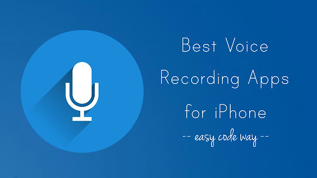 Top 10 Best Voice Recorder Apps for iPhone