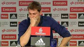 Iker Casillas despedida