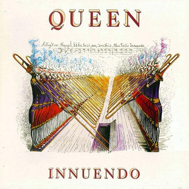 Innuendo. Queen