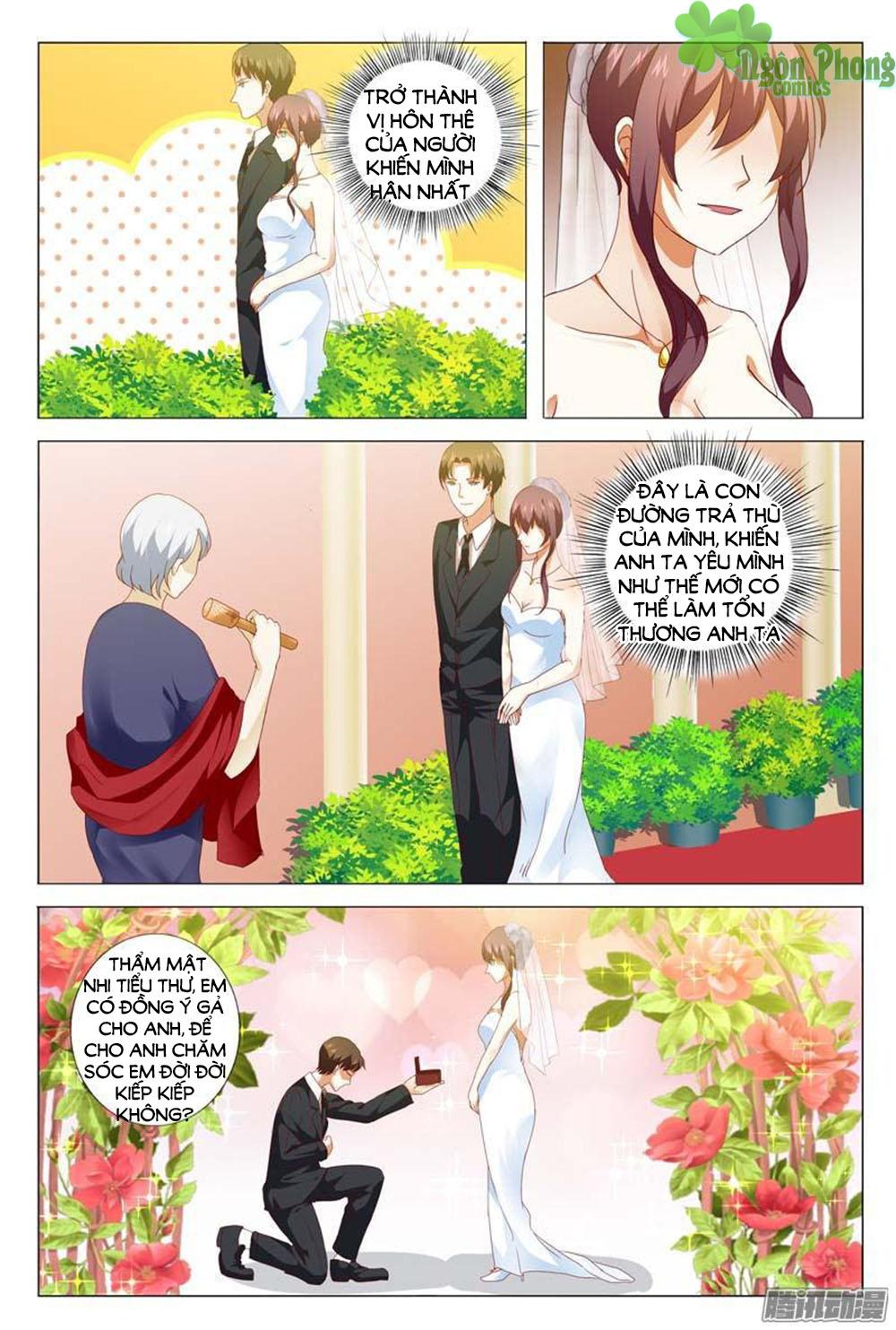 Hào Môn Tiểu Lão Bà - Chapter 124
