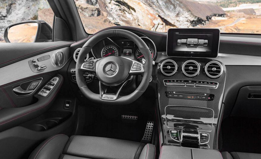 GLC thường hay Coupe đã rất thông minh rồi, nhưng GLC43 AMG hứa hẹn còn ưu tú hơn nữa