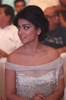 Shriya Saran in Stunning White Off Shoulder Gown at Nakshatram music launch ~  Exclusive (12).JPG