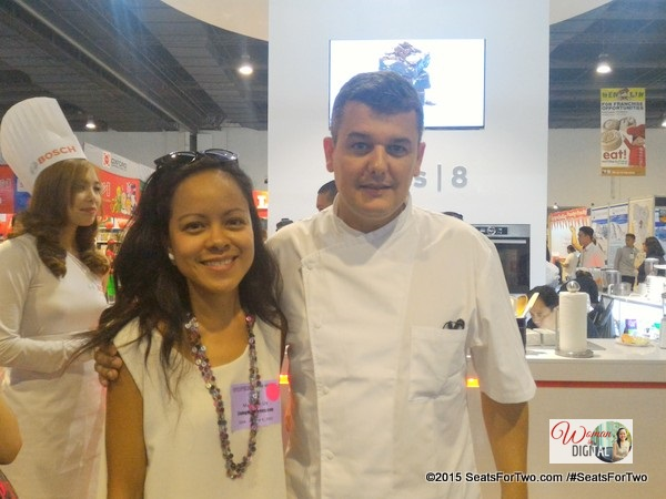 Bosch Series 8 Launch WOFEX 2015
