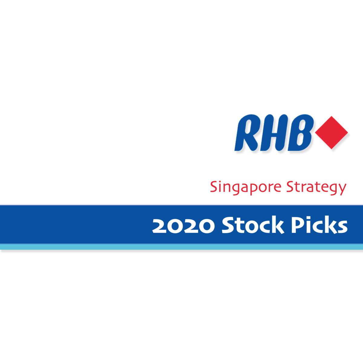 2020 Sector Outlook & Stock Picks - RHB Invest | SGinvestors.io
