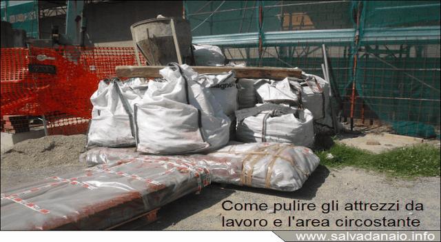 come-pulire-area-lavoro-cantiere-smaltimento-eternit