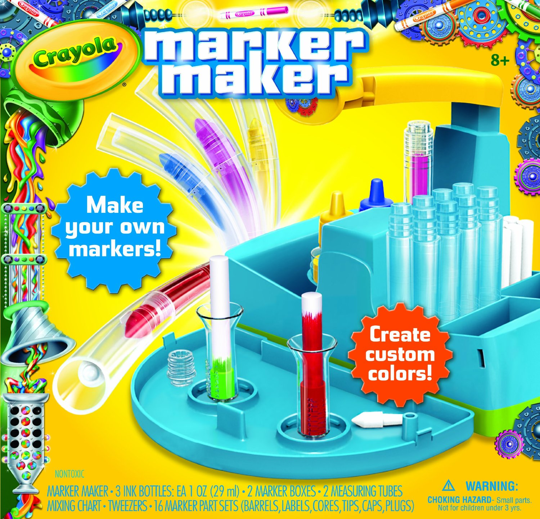 Crayola Crayon Maker Mold - COLORING PIC