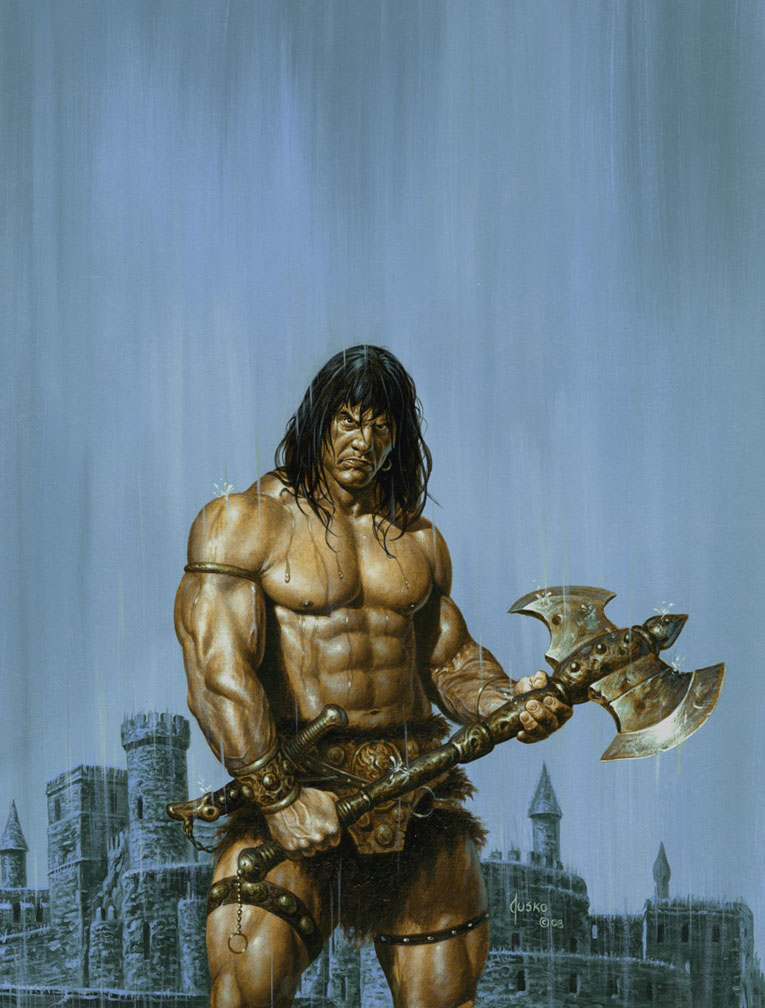 The Wertzone: Rumour: Amazon passes on CONAN THE BARBARIAN TV series