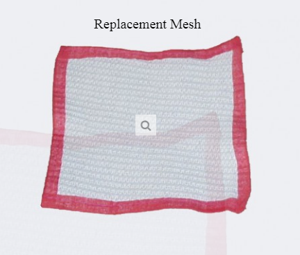Replacement Mesh