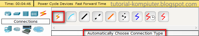 Simulasi Static Routing menggunakan Packet Tracer by Tutorial Kompiuter