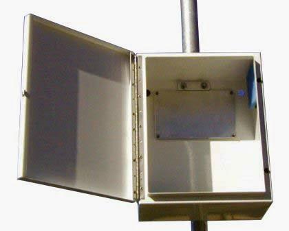 armadietti elettrici da esterno: armadio in alluminio per esterno