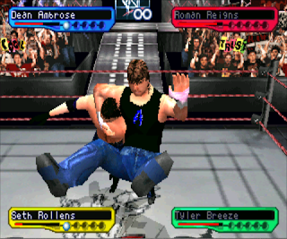 Download WWF SmackDown 2 Know Your Role Game Highly Compressed