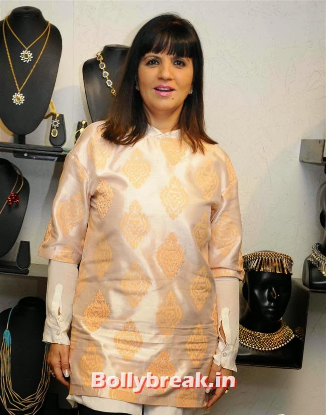 Neeta Lulla, Vishakha Singh at Aparna and Azmina Host Summer Preview