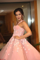 Catherine Tressa looks super cute in strapless sleeveless deep short dress at 64th Jio Filmfare Awards South ~  Exclusive 140.JPG