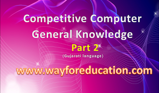 Competitive Computer GK in Gujarati Part 2
