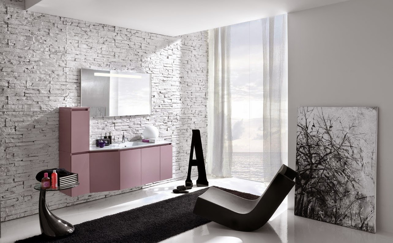 Necessary and Vital Spaces in bathrooms by Cerasa Italy | Decorationable