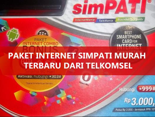 Paket Internet Simpati Murah Terbaru 2016