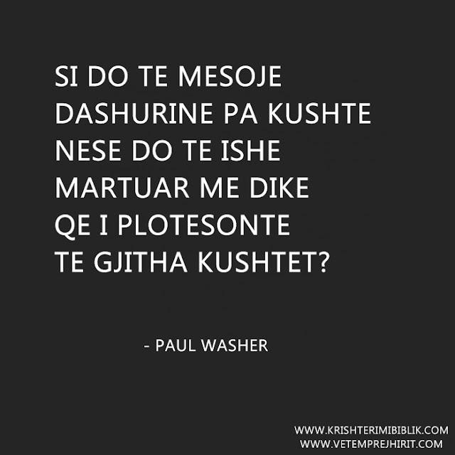 Martesa, biblike, paul washer shqip