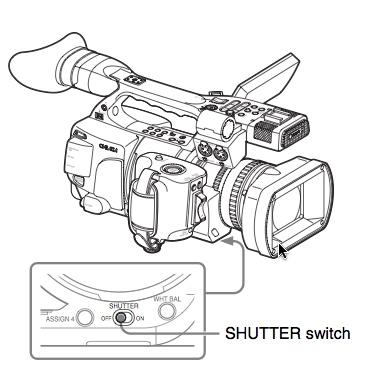 ddReRe: Sony PMW-EX1 Camera, een beknopte handleiding