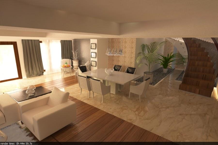 design interior living casa stil modern