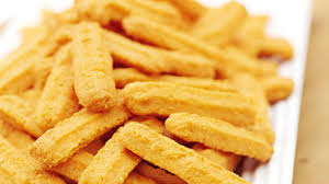 CHEESE STRAWS TO DIE FOR!
