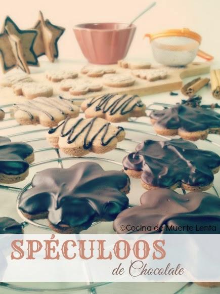 Speculoos de Chocolate Mezcla de Especias