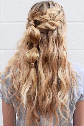30 CUTE AND EASY HAIRSTYLES