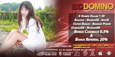 Link Alternatif Judi Domino Online Teraman dan Terpercaya
