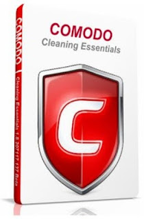 COMODO Cleaning Essentials Portable