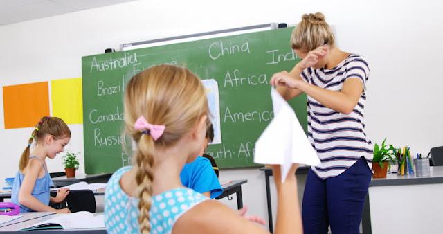 Como lidar de forma prática com a indisciplina escolar