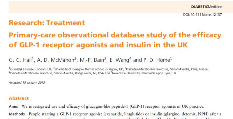 diabetes de sulfonilureas uk glasgow