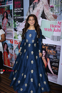 Bollywood Actress Juhi Chawla Launchs Better Homes 10th Anniversary Celetion Cover  0016.JPG