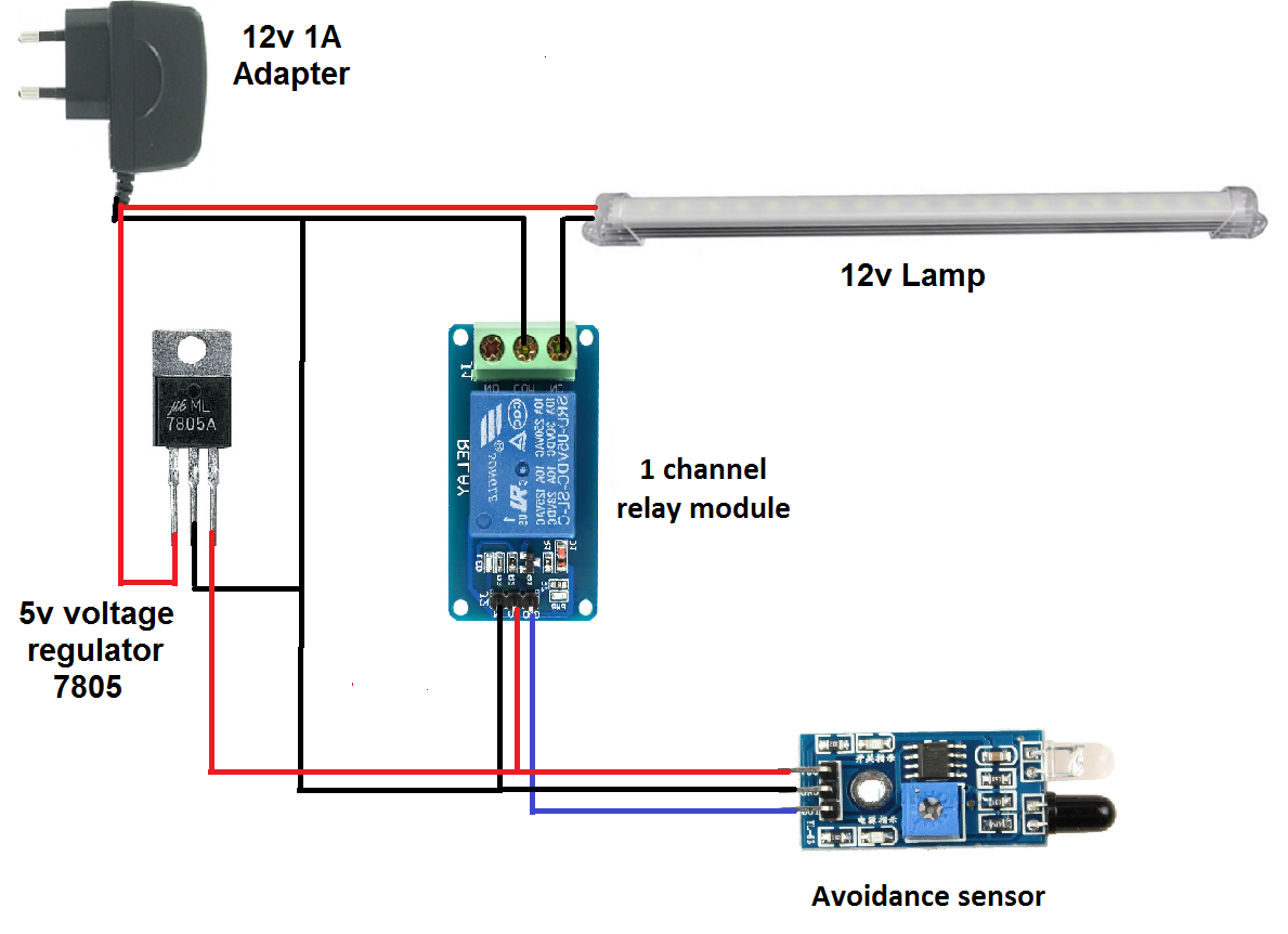 Help On Grounding Power Supply Unit moreover Atx 400w Uc3842 M605 Ka339 Colors It 400pt Switching Power Smps furthermore Vehicle Tracking System Using Arduino Gps And Gsm further 67223 Make Yourself A Simple 12 Volt Day Night Switch likewise MKS Gen V1 4 3D Printer Control Motherboard  patible RepRap R s1 4 P 951136. on 12v ac power supply circuit