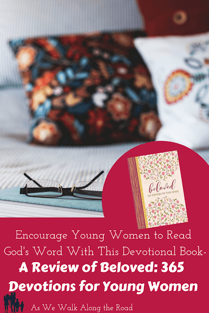 Review of Beloved: 365 Devotions for Young Women