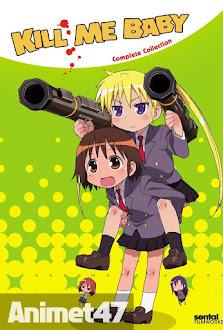Kill Me Baby - Anime Kill Me Baby 2013 Poster