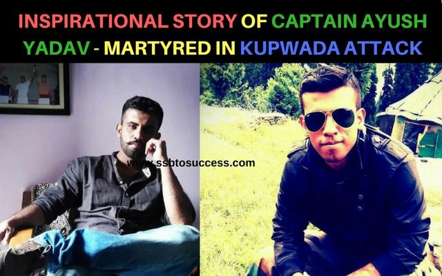 Inspirational Story of Captain Ayush Yadav