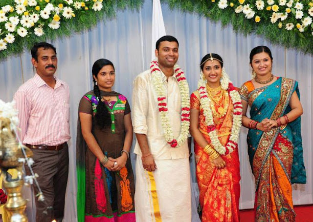 serial leena nair marriage photo