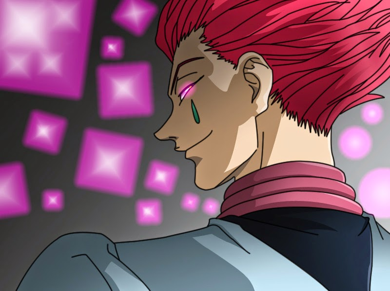 Hisoka, hunter x hunter, fantasy fan leogan, dreams