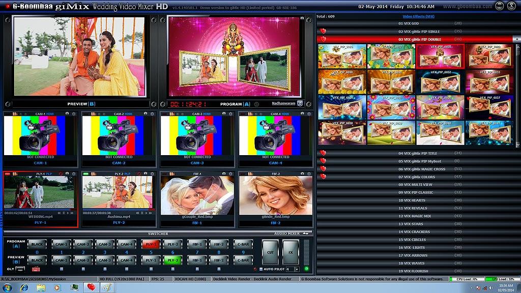 Download free 3d video mixer filter, 3d video mixer filter 1. 0b.