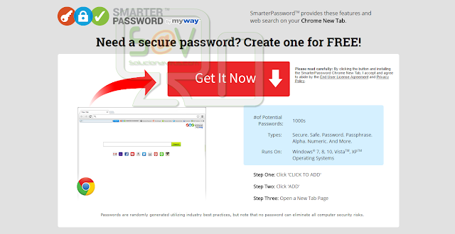 SmarterPassword Toolbar