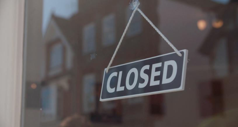 Tutup kedai