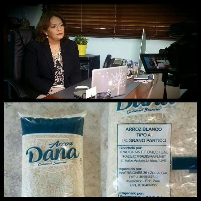 Salud Pùblica; Arroz Dana no está en mercado; pide reportar su venta, si aparece