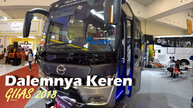 Review Laksana Bus 2018
