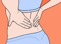 back pain in the morning time,body signals for health alert,health alert signals of the body