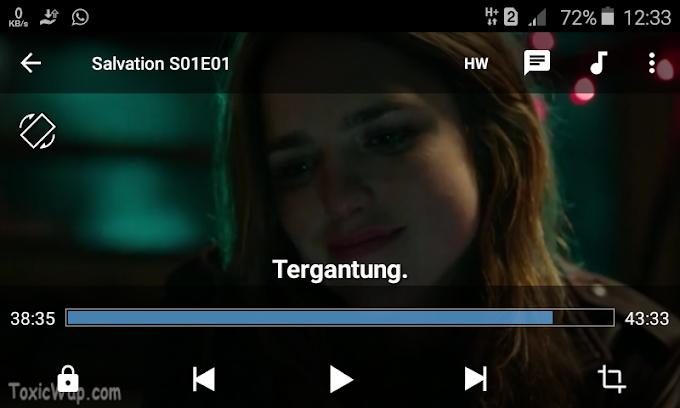 Cara sinkronisasi subtitle di MX player