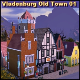 Vladenburg Old Town 01