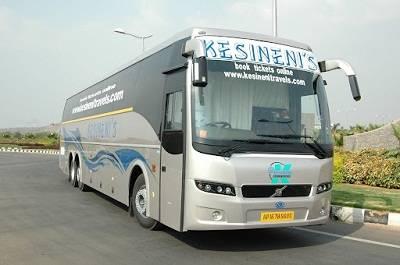 Kesineni Travels Online Booking Andhra Pradesh